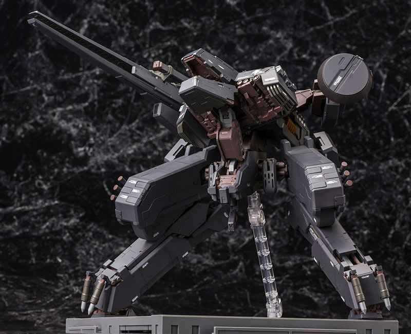 Metal-Gear-Rex-Black-Version-Kotobukiya-Roar