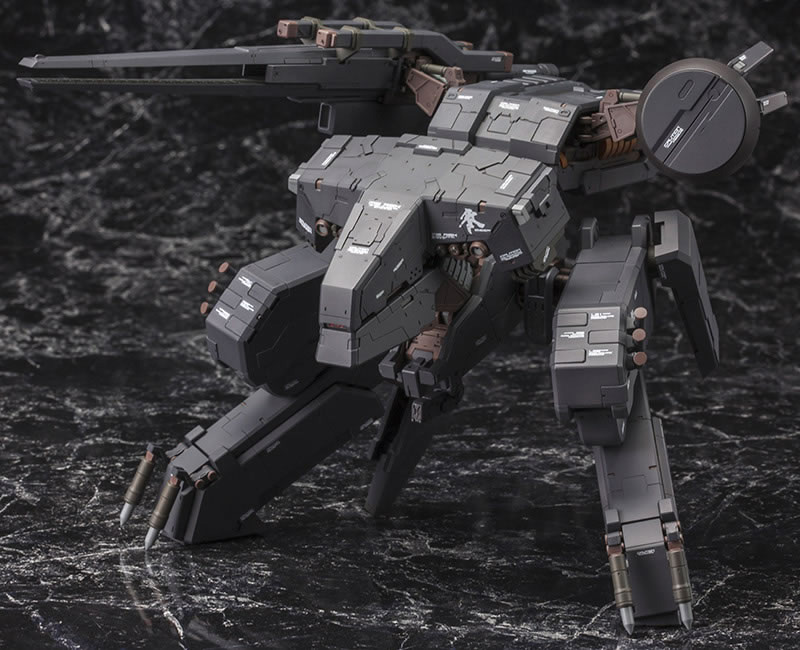Metal-Gear-Rex-Black-Version-Kotobukiya