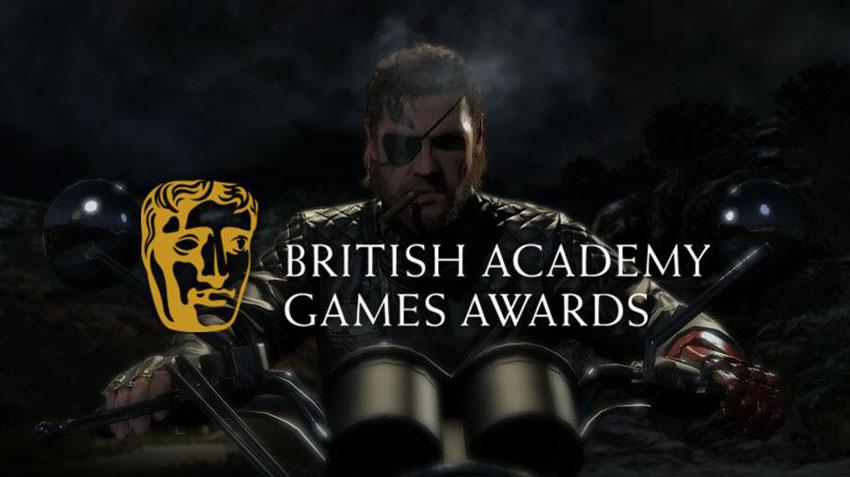 BAFTA-MGSV-GZ