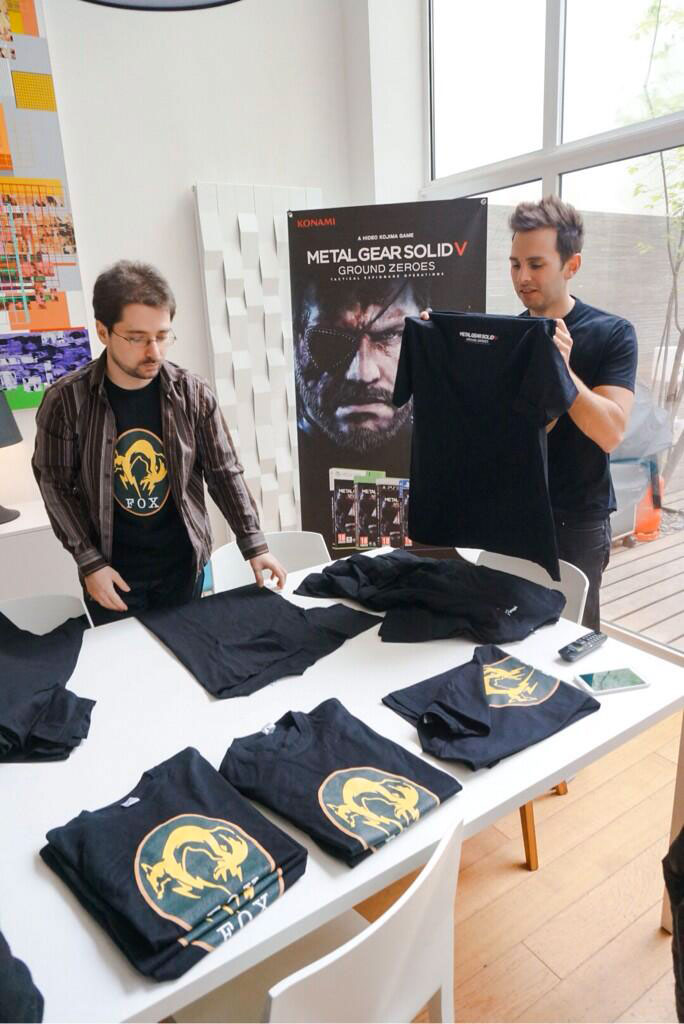 Kojima-Loft-Interview-T-Shirts