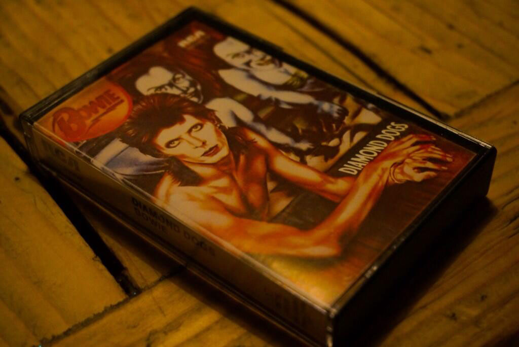 Kojima-London-2014-Diamond-Dogs-Cassette