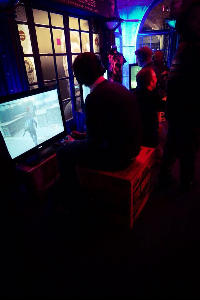 Kojima-London-2014-Inside-Games-GZ-Booth