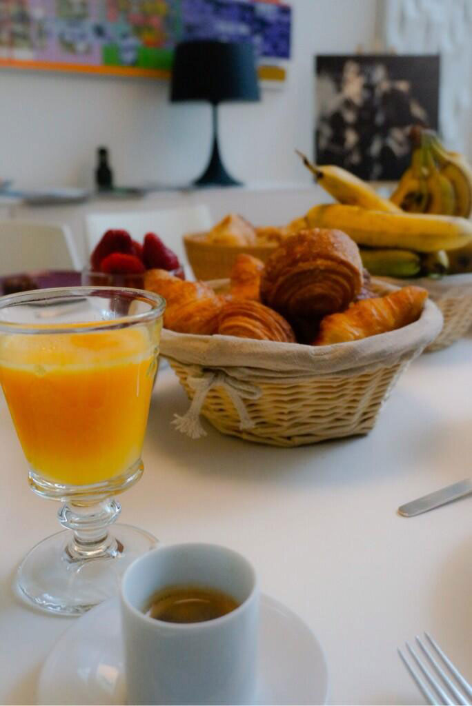 Kojima-Paris-2014-Breakfast