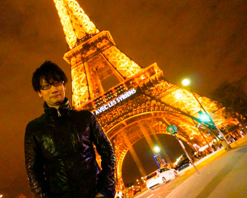 Kojima-Paris-2014-Eiffel-Tower