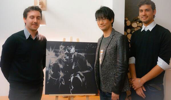 Kojima-Paris-Ground-Zeroes-Launch-2