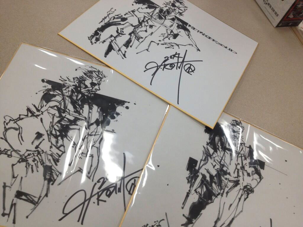 MGS-GZ-Lottery-Shinkawa-Drawings