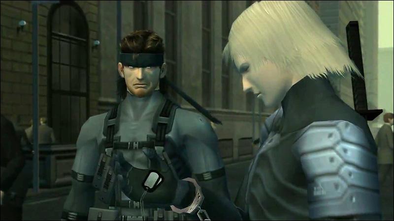Raiden Mgs2 Hd Kojima discusses some ...