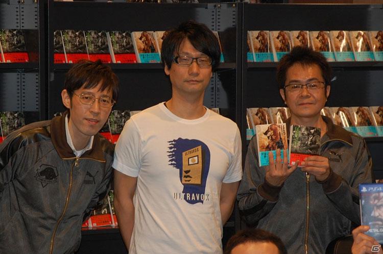 Tsutaya-Signing-Session-Kojima-3
