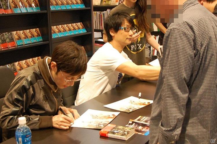 Tsutaya-Signing-Session-Kojima-7