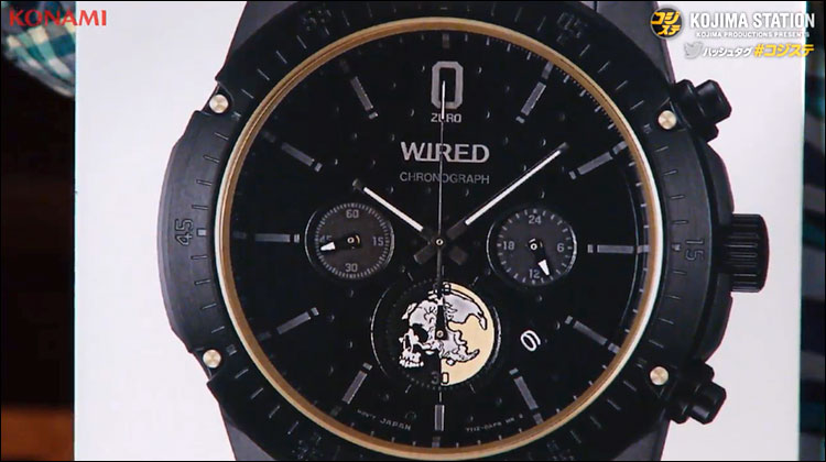 Kojima-Station-Shinkawa-Wired-Watch