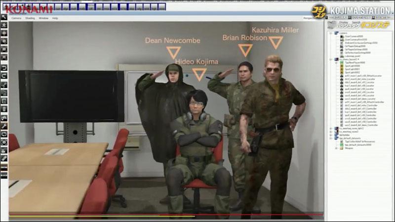MGSV-GZ-3D-Capture-Characters