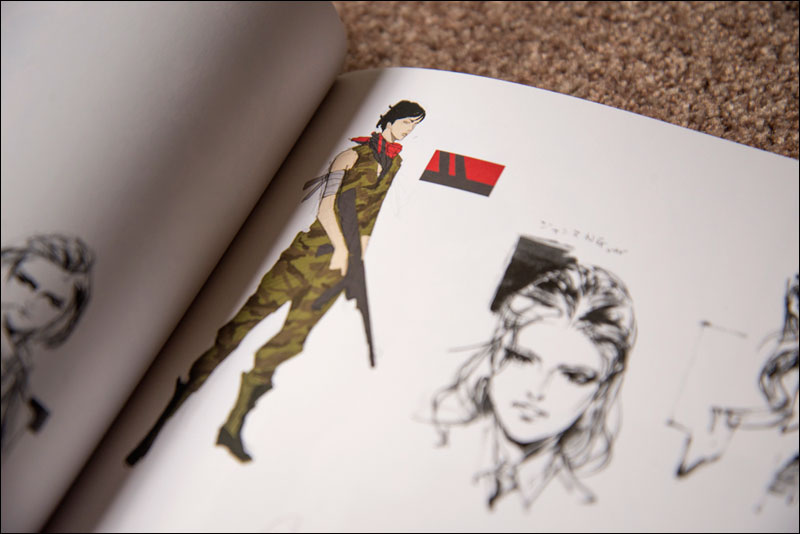 Metal-Gear-Solid-Peace-Walker-Official-Art-Works-Character