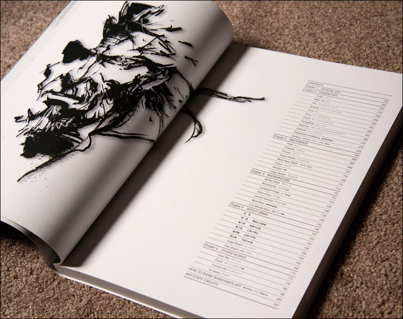Metal-Gear-Solid-Peace-Walker-Official-Art-Works-Contents