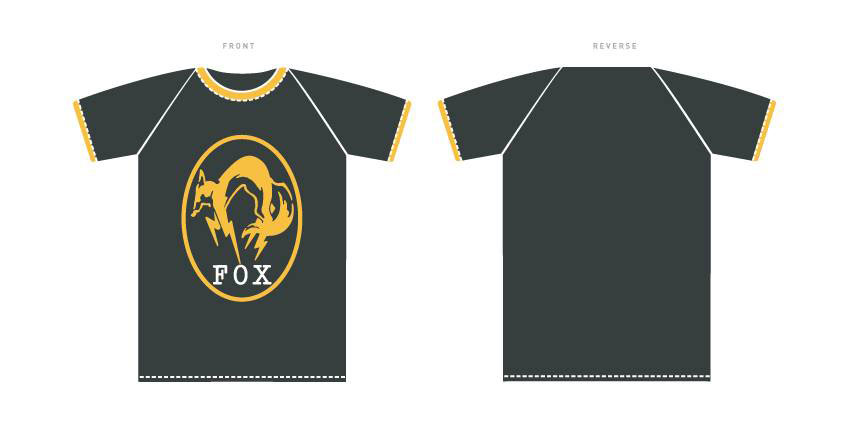 FOX-T-Shirt-Design