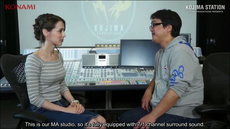 Kojima-Productions-Rerecording-Studio