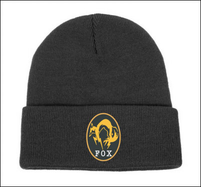 MGSV-Ground-Zeroes-Merchandise-Beanie