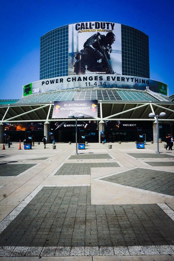 Kojima-E3-2014-Convention-Centre