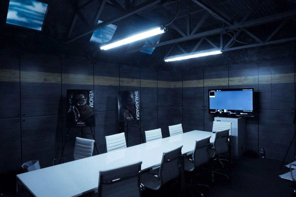 Kojima-E3-2014-Interview-Room-Empty