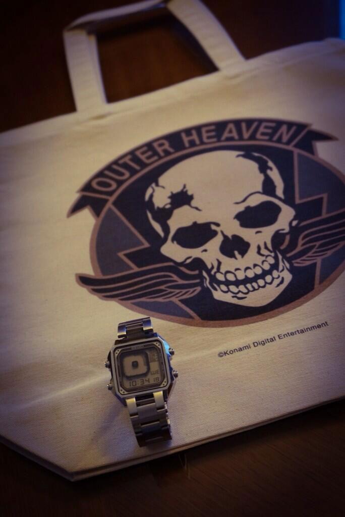 Kojima-E3-2014-Outer-Heaven-Bag