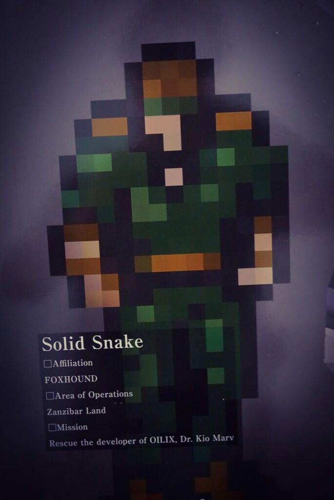 Kojima-E3-2014-Solid-Snake