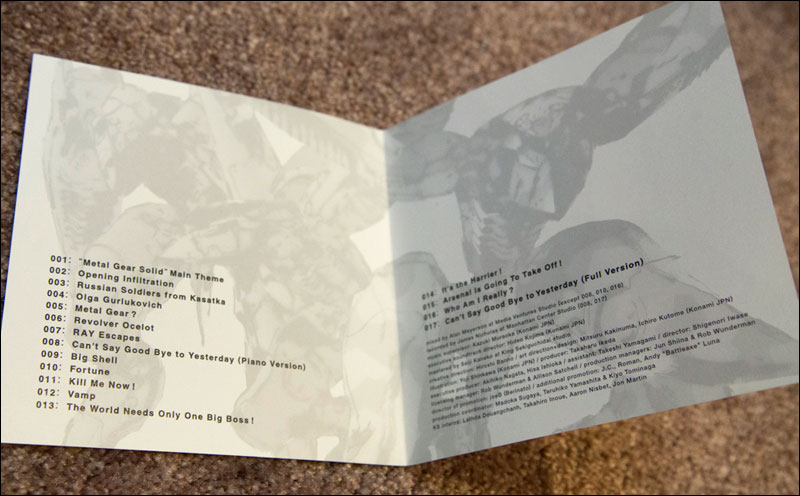 Metal-Gear-Solid-2-Official-Soundtrack-CD-Booklet