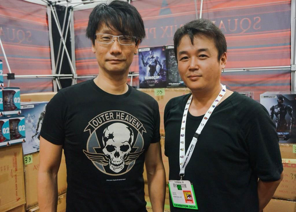 Comic-Con-2014-Autograph-Session-Kojima-and-Nomura