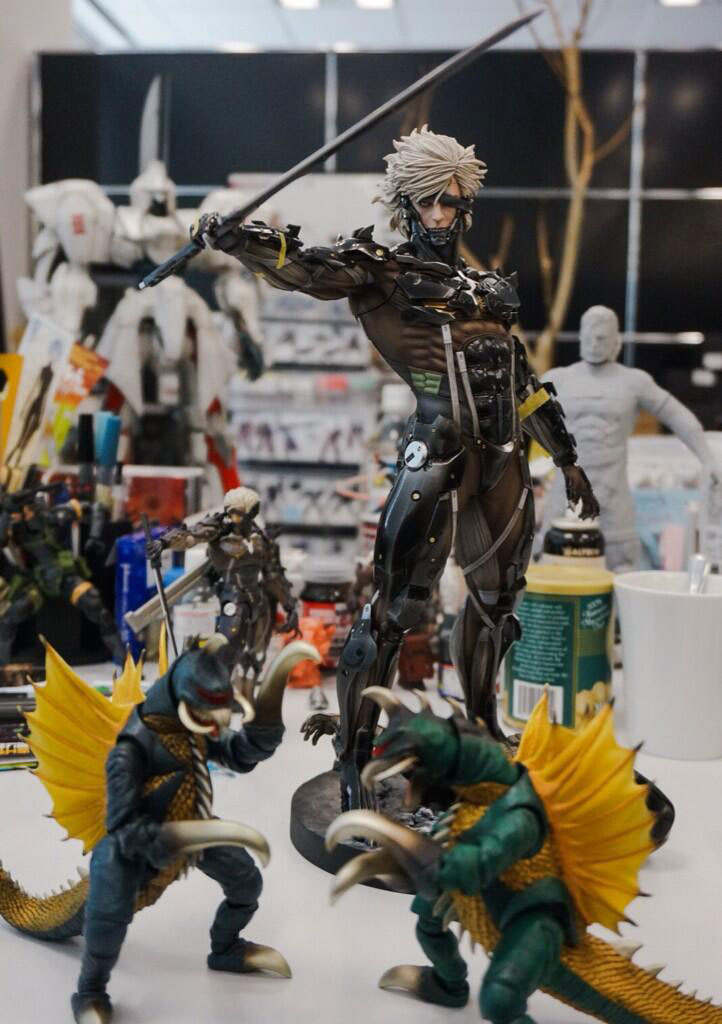 Gecco-Black-Raiden-Metal-Gear-Rising-2