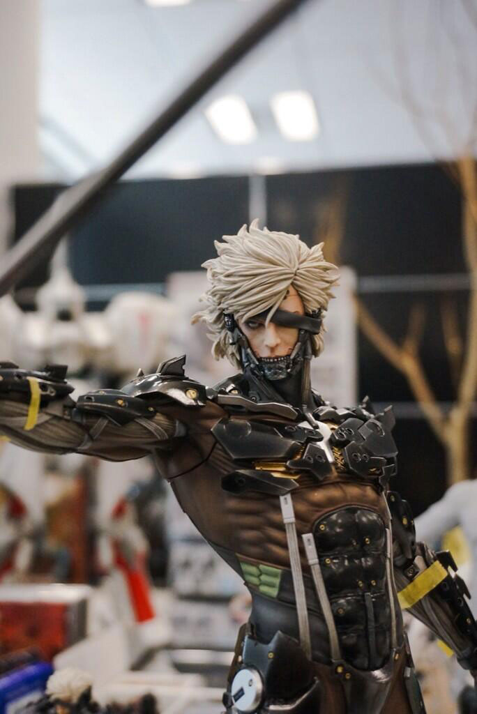 Gecco-Black-Raiden-Metal-Gear-Rising