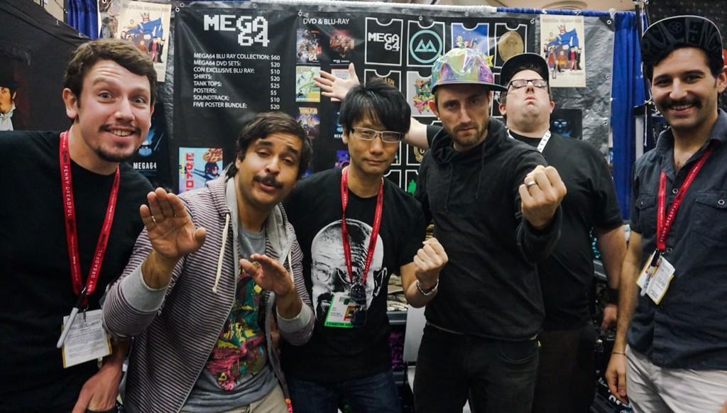 Kojima-Comic-Con-2014-Mega-64