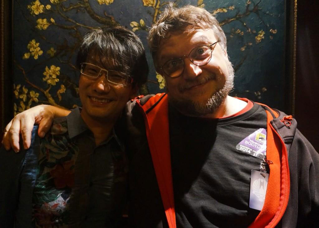Kojima-and-Del-Toro-Comic-Con-2014