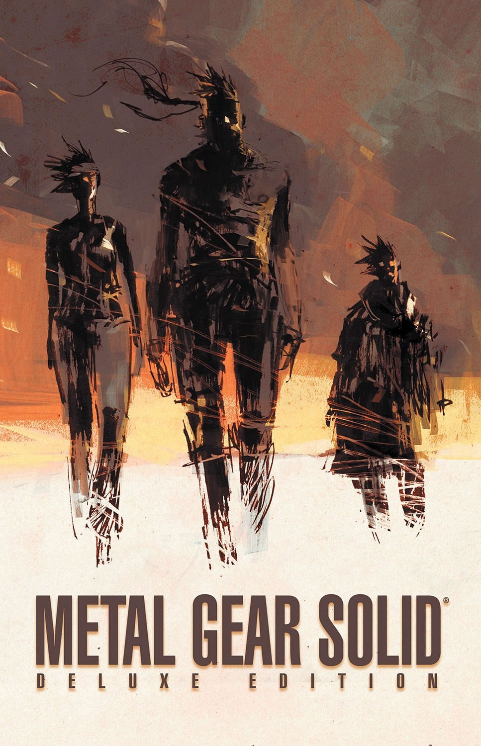 Metal-Gear-Solid-Deluxe-Ashley-Wood
