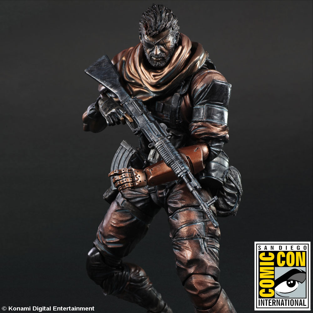 Play-Arts-Kai-Punished-Snake-Comic-Con-4