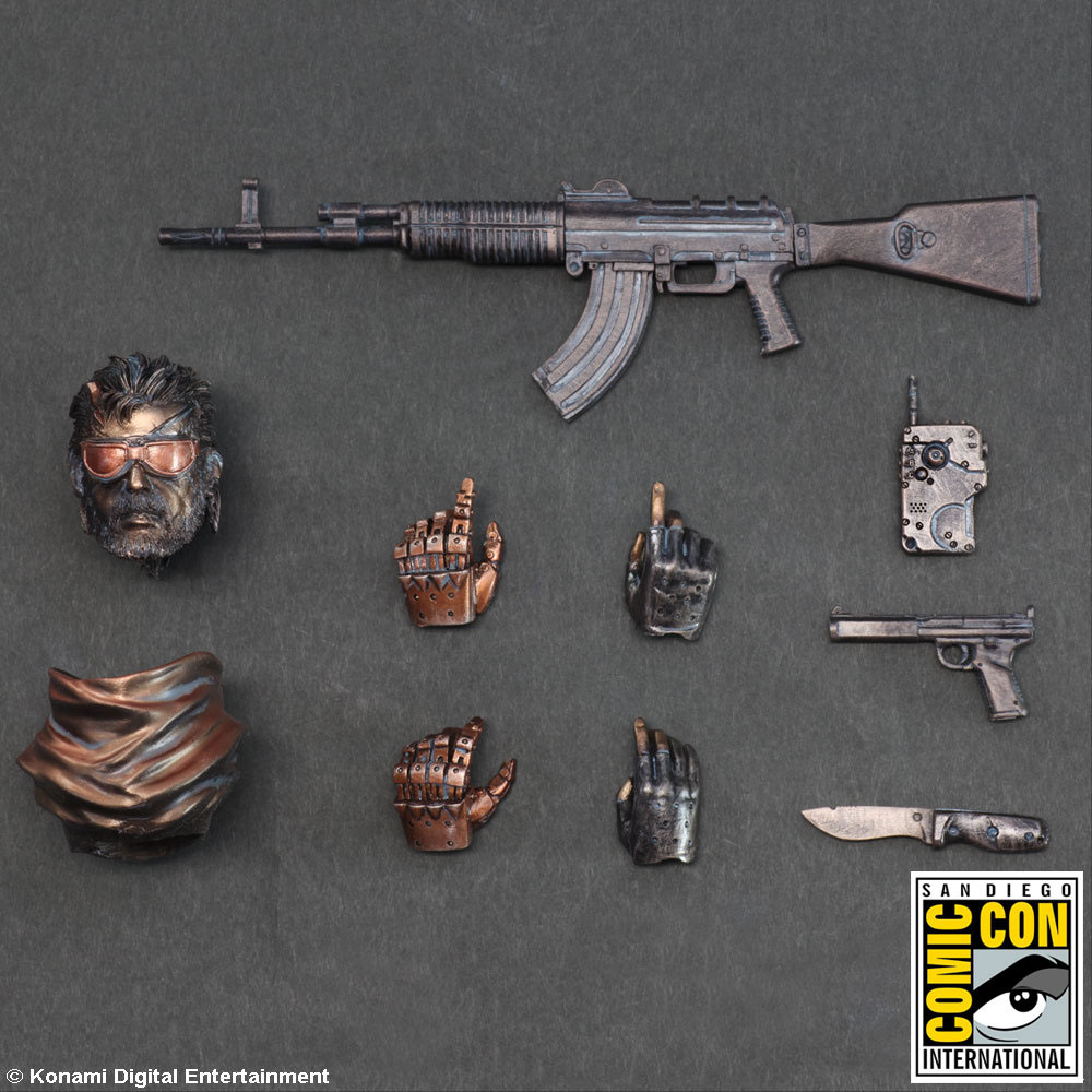 Play-Arts-Kai-Punished-Snake-Comic-Con-Parts