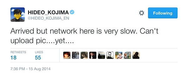 Kojima-Tweet-Iceland-Network