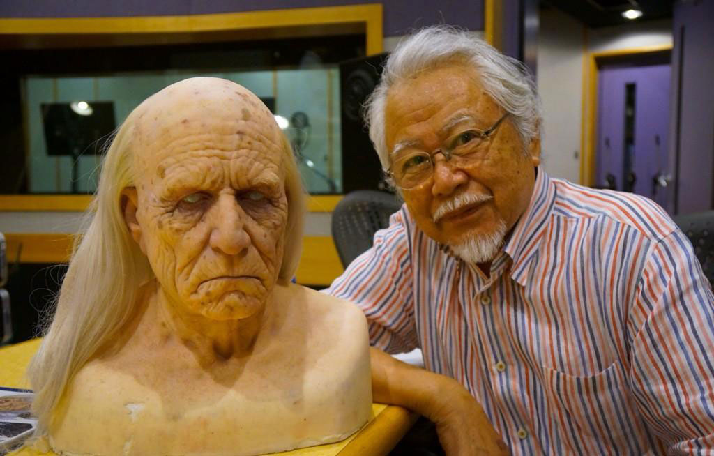 MGSV-The-Phantom-Pain-Code-Talker-Head-Sculpt-and-Japanese-Actor