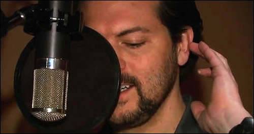 David-Hayter-Voice-Recording