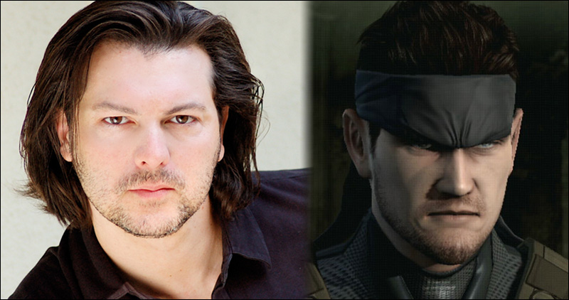 David-Hayter-Young-Snake