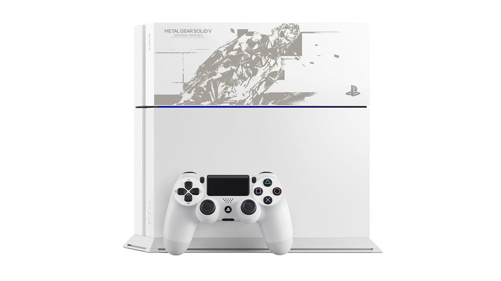 PS4-HDD-Cover-MGSV-GZ-Big-Boss-Attached-White