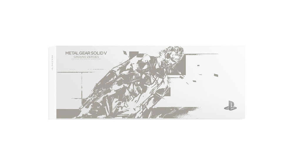PS4-HDD-Cover-MGSV-GZ-Big-Boss-White