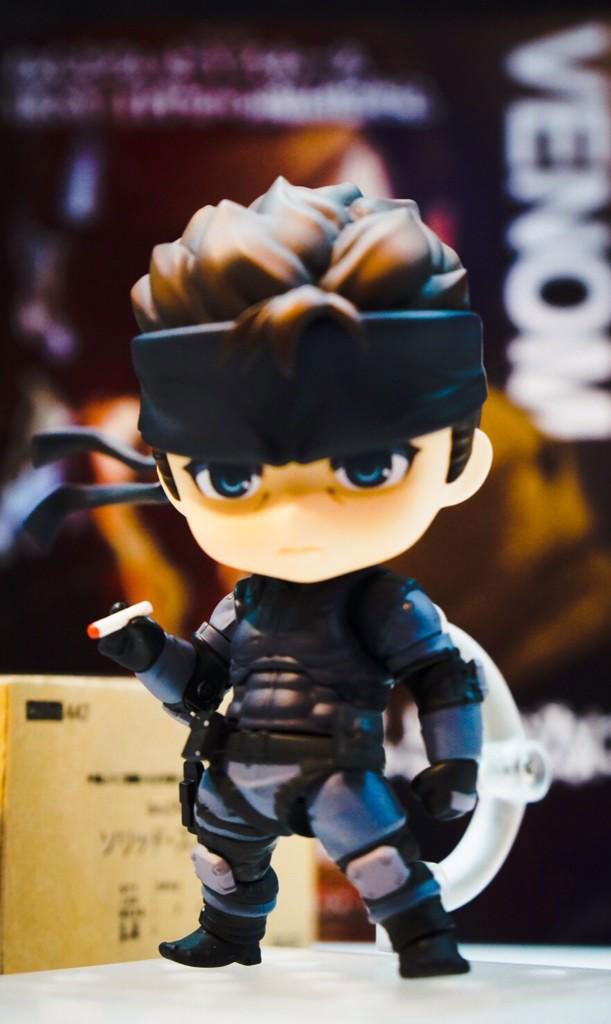 Tokyo-Game-Show-2014-Nendoroid-Solid-Snake