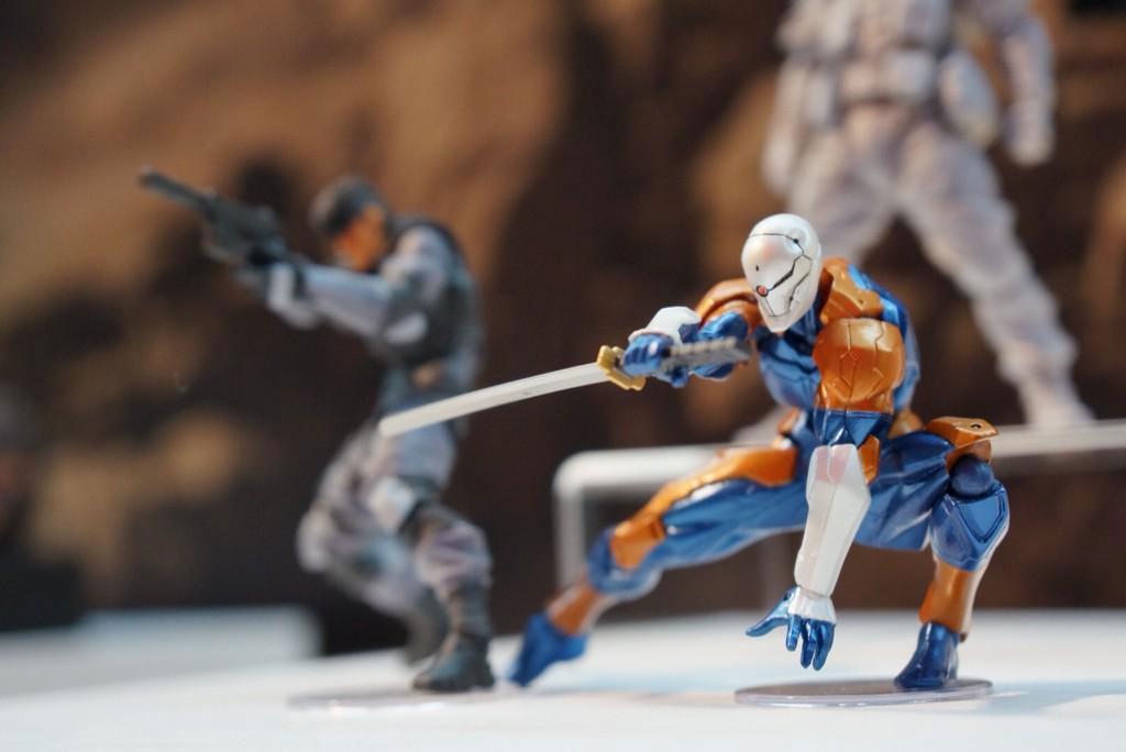 Tokyo-Game-Show-Revoltech-Figures-2