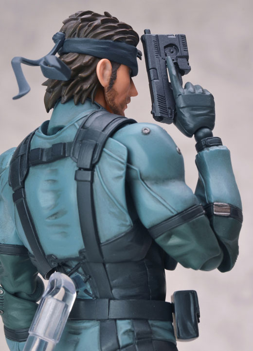 I miss Solid Snake in his prime : metalgearsolid