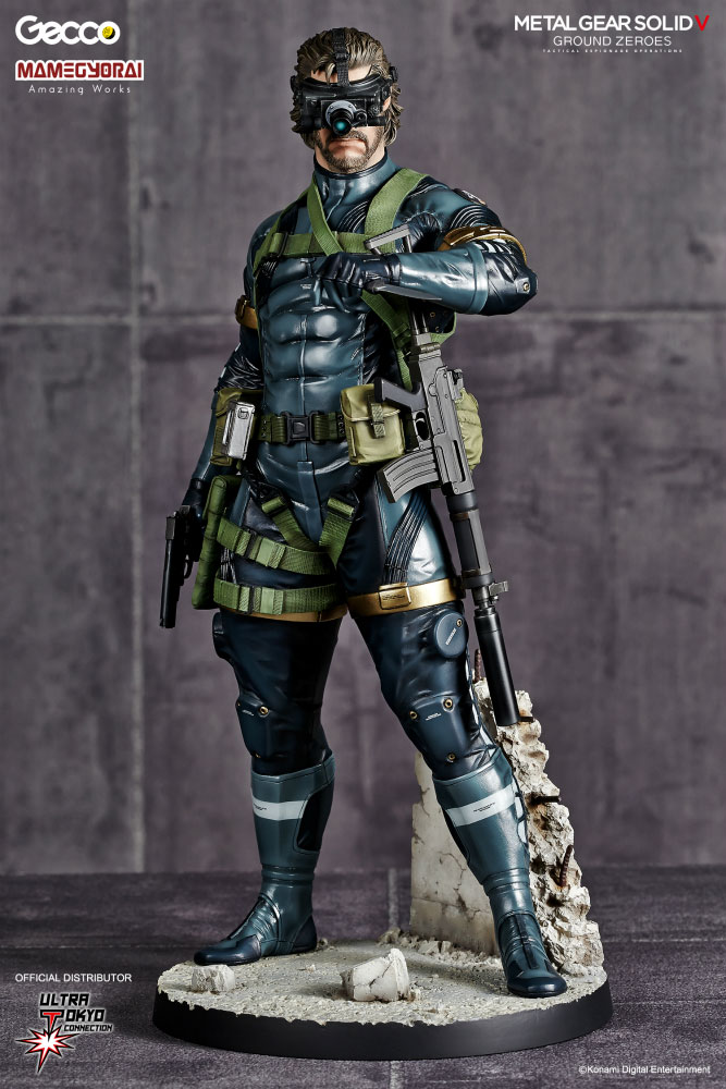 Gecco-MGSV-GZ-Snake-Statue-2