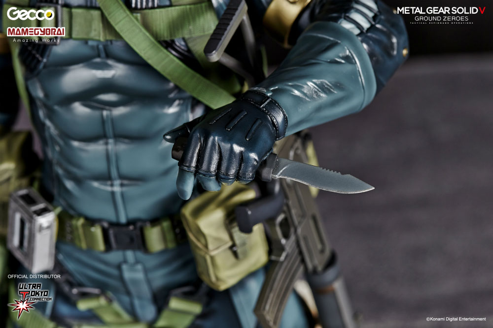 Gecco-MGSV-GZ-Snake-Statue-21
