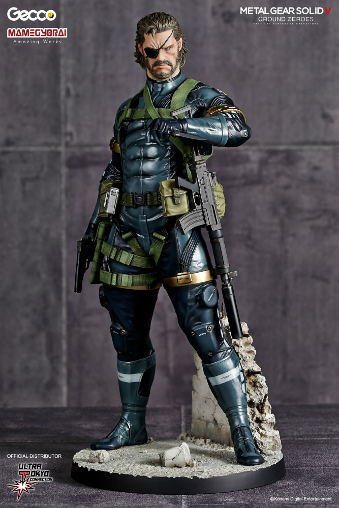 Gecco-MGSV-GZ-Snake-Statue-3