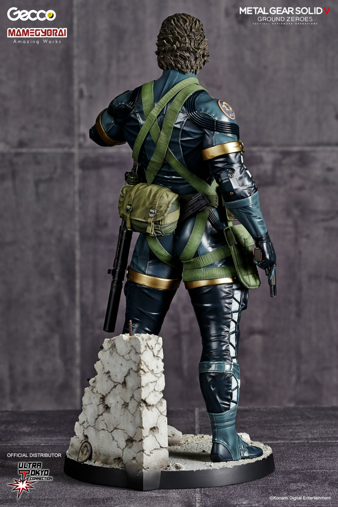 Gecco-MGSV-GZ-Snake-Statue-5