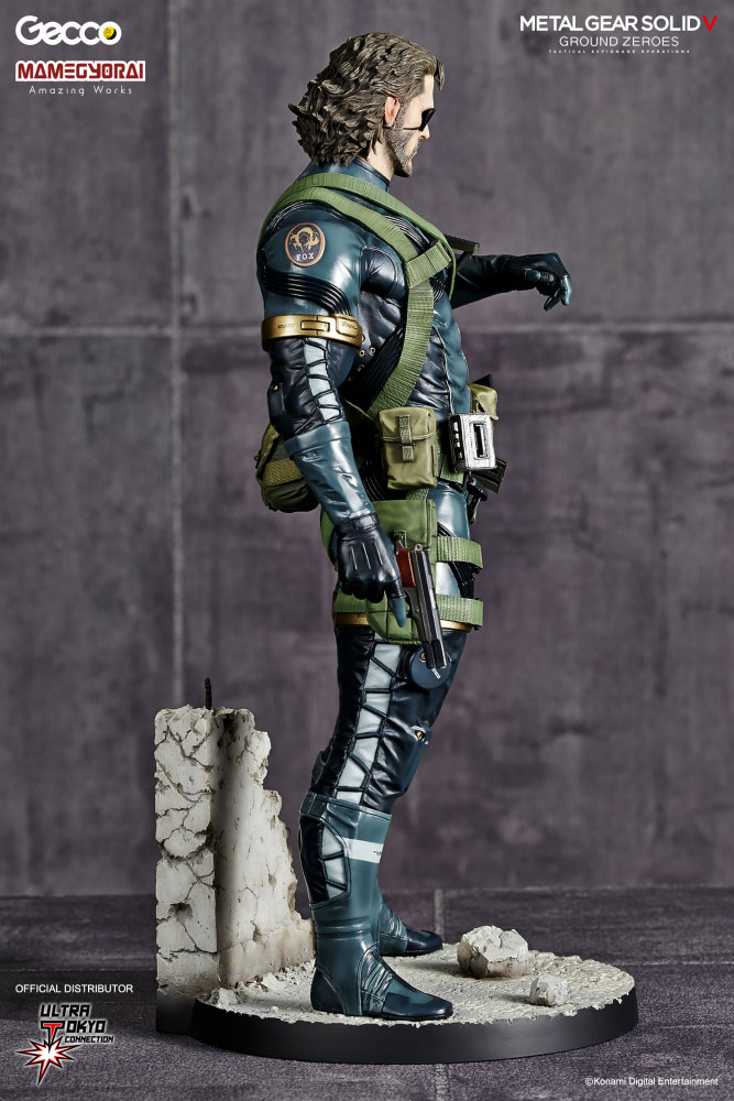 Gecco-MGSV-GZ-Snake-Statue-6