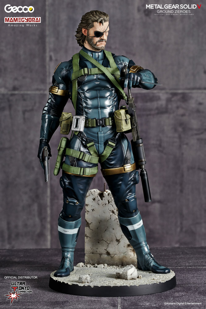 Gecco-MGSV-GZ-Snake-Statue-7