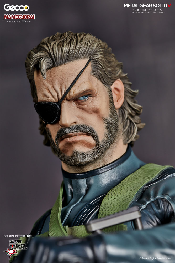 Gecco-MGSV-GZ-Snake-Statue-8