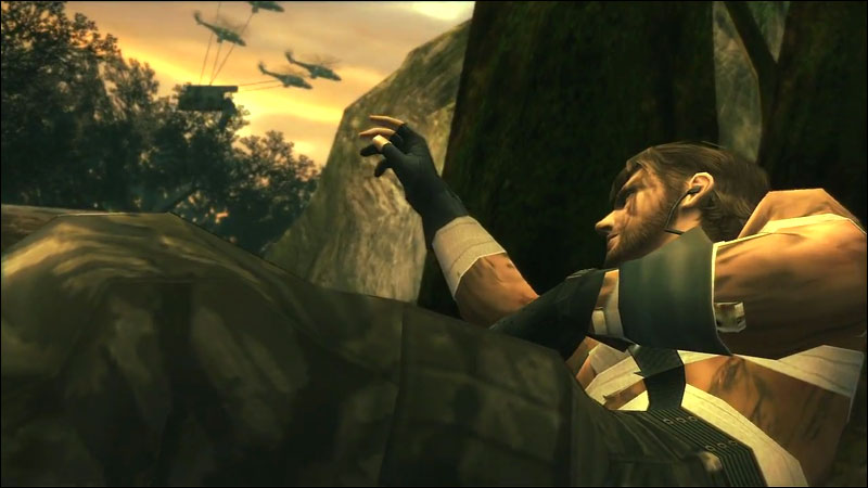 MGS3-Snake-Reaches-Out